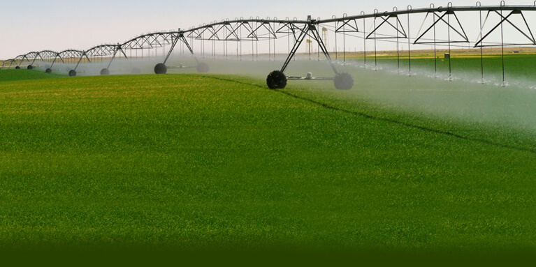 Industrial Products for Irrigation Applications