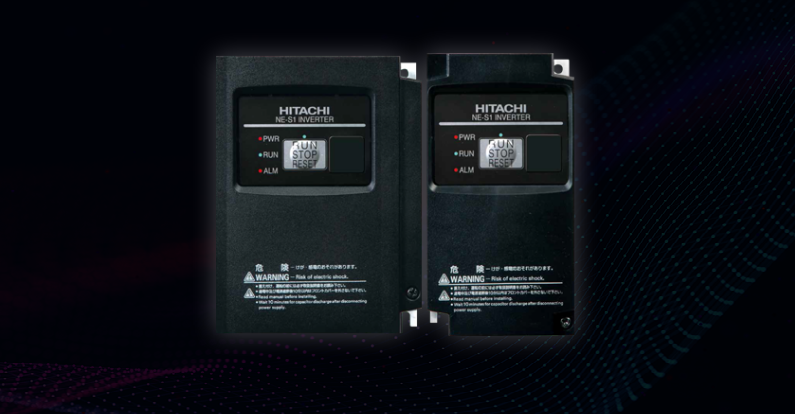 AC drives Inverters NE-S1 Series (V/F)