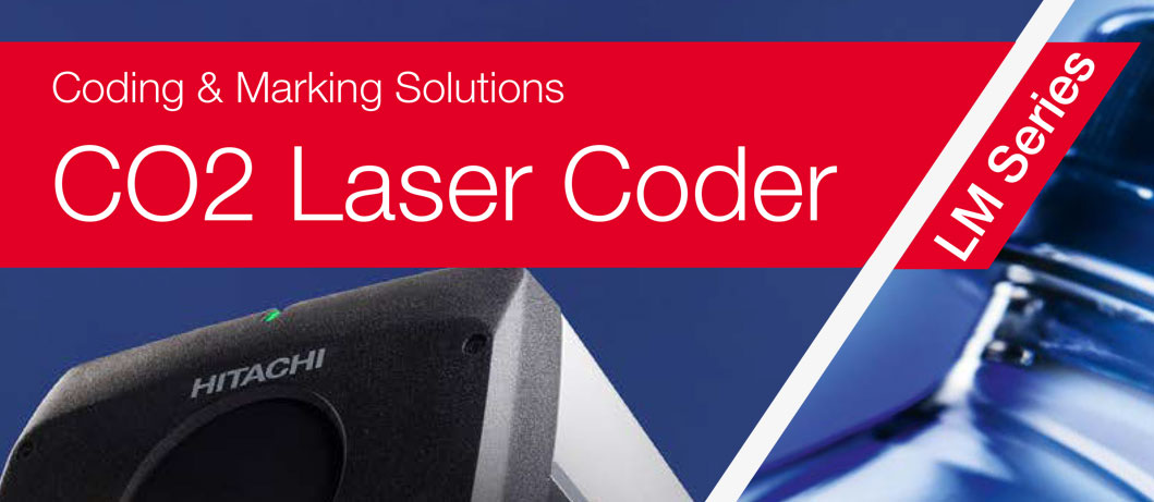 CO2 Laser coder LM series