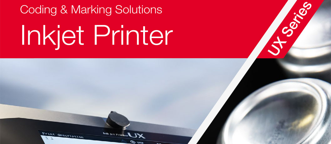 Hitachi Inkjet Printer UX Basic and Dynamic